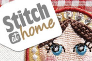 StitchatHome, het tijdschrift voor machinaal handwerken
