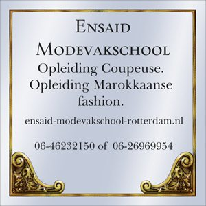 Ensaid modevakschool Amsterdam | Modemaken.nl